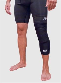 MVP Protective Knee Band Long Компрессионный наколенник с защитой - фото 6465