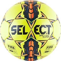 Select Brilliant Super FIFA Approved 2015 жёлтый 810108-056