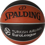 Spalding TF-1000 Legacy EUROLEAGUE Offical Ball №7 84-004Z