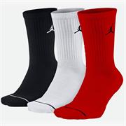 JORDAN Jumpman Crew SX5545-011 Баскетбольные спортивные носки
