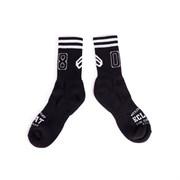 Eclat 08 (черный) Носки