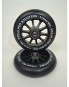VOKUL 110 мм Alu (чёрный) Колесо для самоката