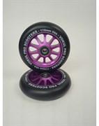 VOKUL 110 мм Alu (фиолетовый) Колесо для самоката