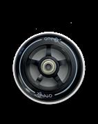 ATEOX 100 мм Alu (чёрный) Колесо для самоката