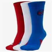 NIKE Everyday BBall Crew DA2123-901 Баскетбольные спортивные носки
