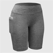 MVP Compression Shorts Long Wmn Женские компрессионные шорты
