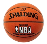 Spalding NBA Silver Ind/Outdoor №7