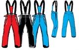 Stayer Skistretch 15/10 мужские горнолыжные брюки
