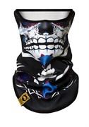 PRIMO ORIGINAL MUERTO SKULL BLUE Бандана-маска-шарф