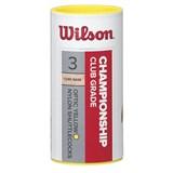 WILSON CHAMPIONSHIP 3PC YE 77 Воланы для бадминтона