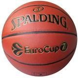 Spalding TF-1000 Legacy EUROCUP Balls Teams №7 74-616z