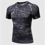 MVP Compression Raglan Tee Print Компрессионная футболка