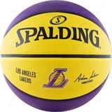 SPALDING NBA Team Los Angeles Lakers №7 83-510z