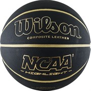 Wilson NCAA HIGHLIGHT GOLD №7 WTB067519XB07